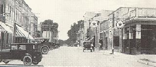 Robersonville, NC in 1925